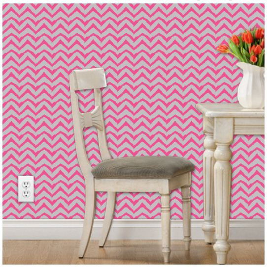 Crazy Wallpaper Happiness by Bohemian Bear